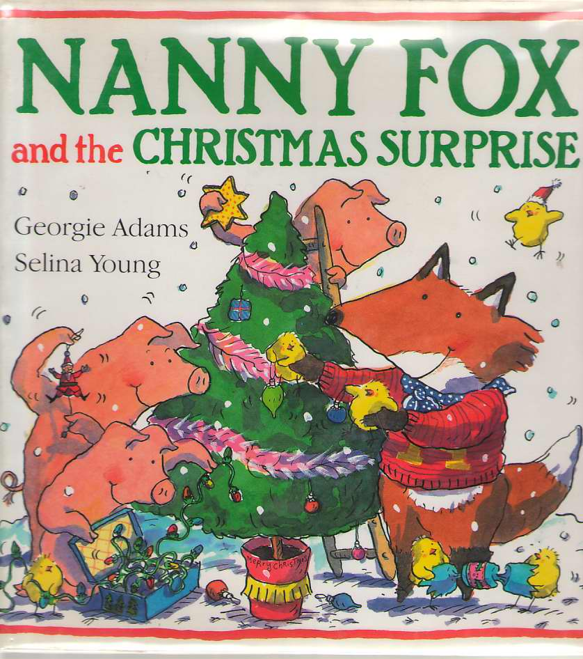 Image for Nanny Fox and the Christmas Surprise
