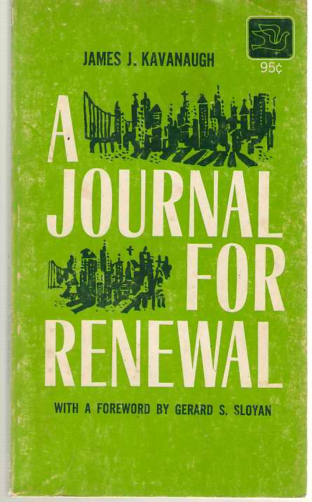 Image for A Journal For Renewal