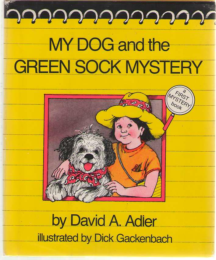 Image for My Dog and the Green Sock Mystery