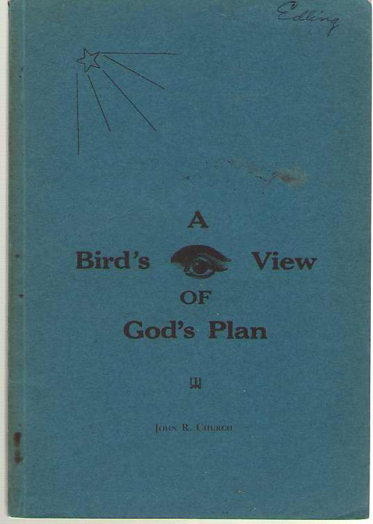 Image for A Bird's Eye View Of God's Plan