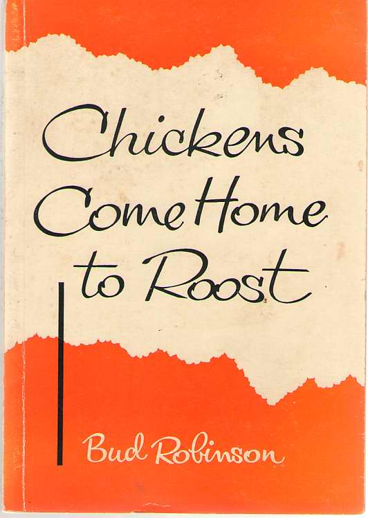 Image for Chickens Come Home To Roost