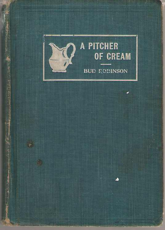 Image for A Pitcher of Cream