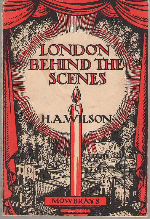 Image for London Behind The Scenes