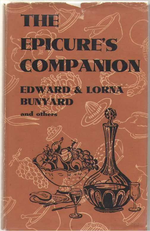 Image for The Epicure's Companion