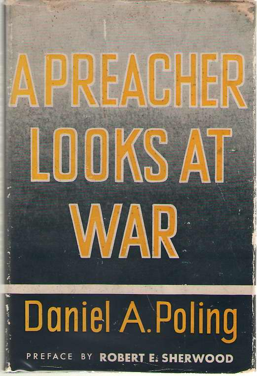Image for A Preacher Looks At War