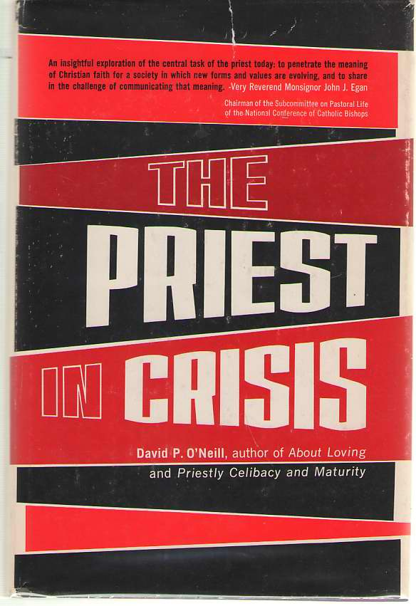 Image for The Priest In Crisis A Study in Role Change