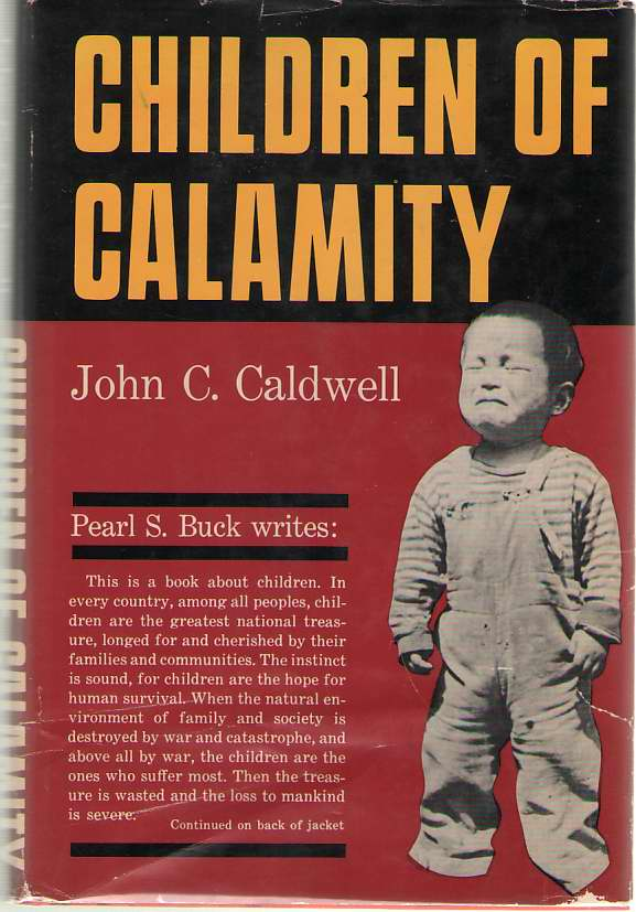 Image for Children of Calamity