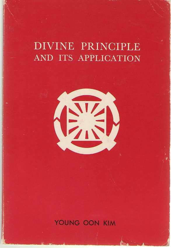 Image for Divine Principle and its Application