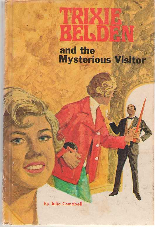 Image for Trixie Belden And The Mysterious Visitor