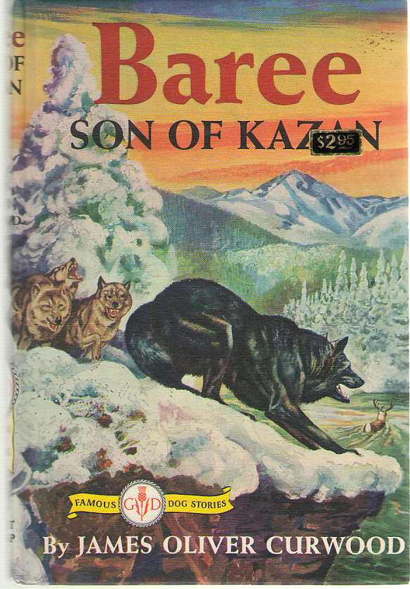 Image for Baree Son of Kazan