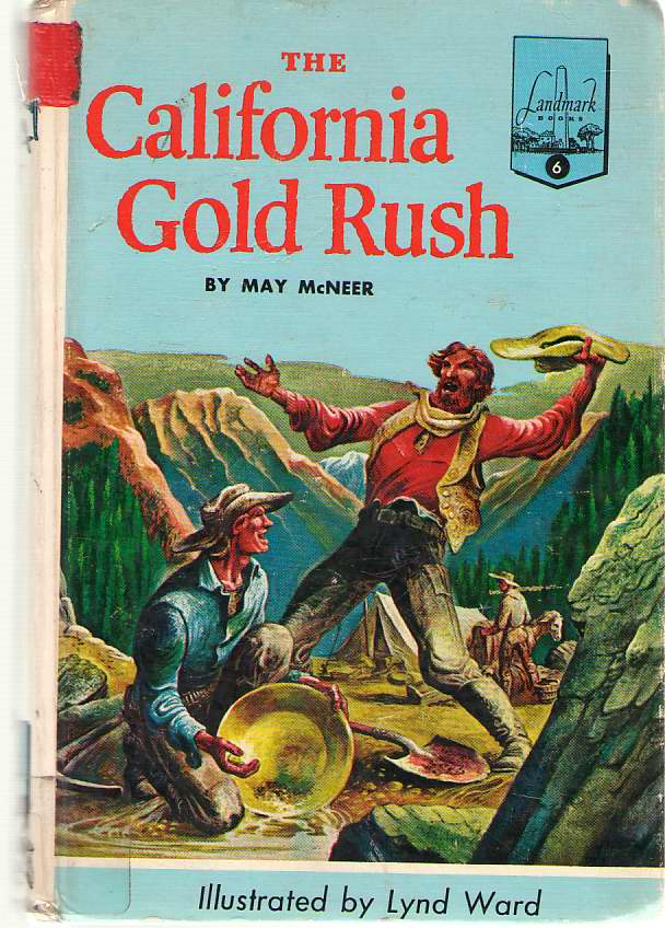 Image for The California Gold Rush