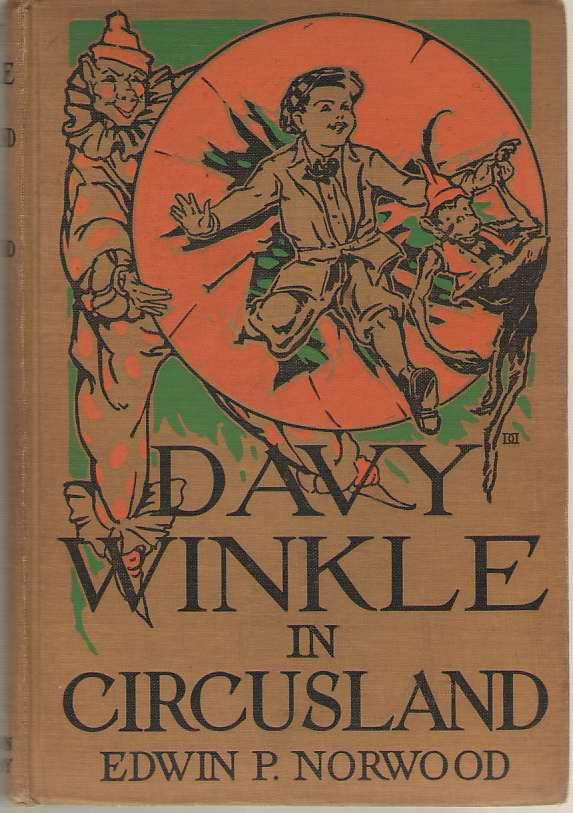 Image for Davy Winkle in Circusland