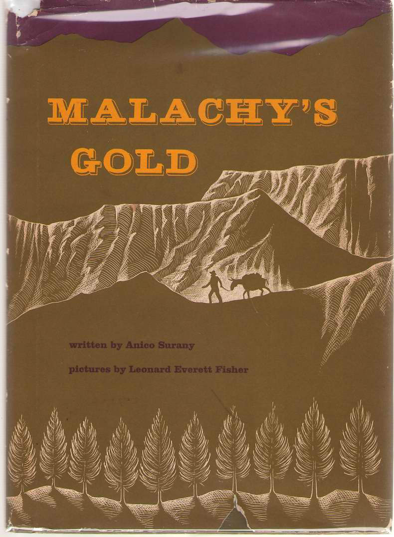 Image for Malachy's Gold