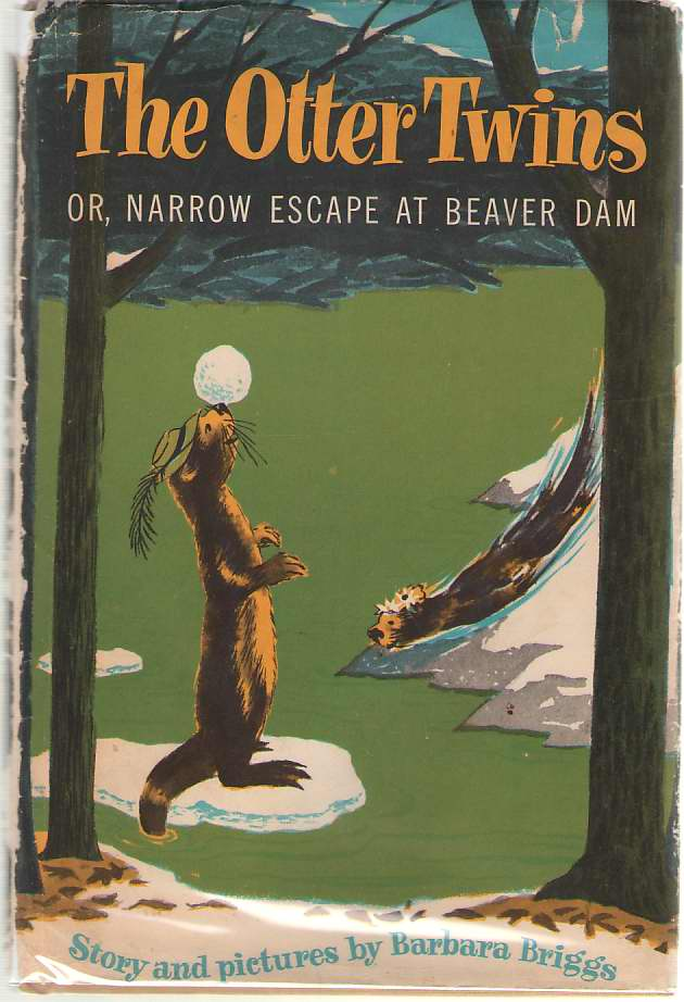 Image for The Otter Twins Or, Narrow Escape At Beaver Dam