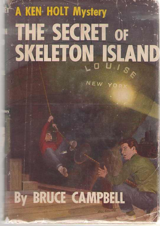 Image for The Secret Of Skeleton Island