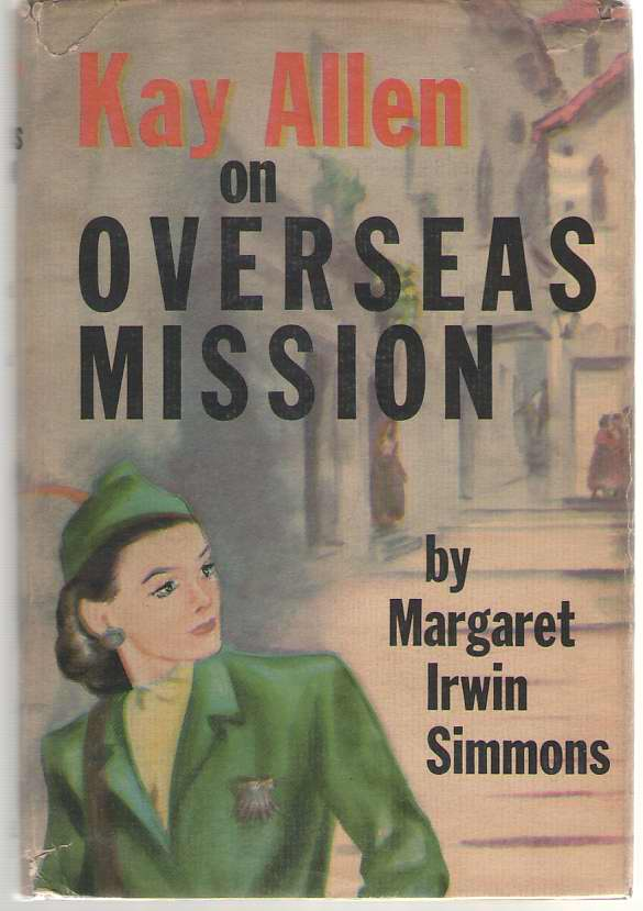 Image for Kay Allen on Overseas Mission