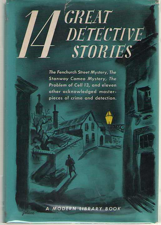 Image for Fourteen Great Detective Stories