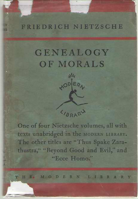 Image for The Genealogy of Morals