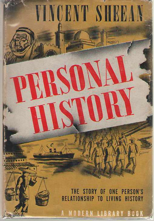 Image for Personal History The Story of One Person's Relationship to Living History