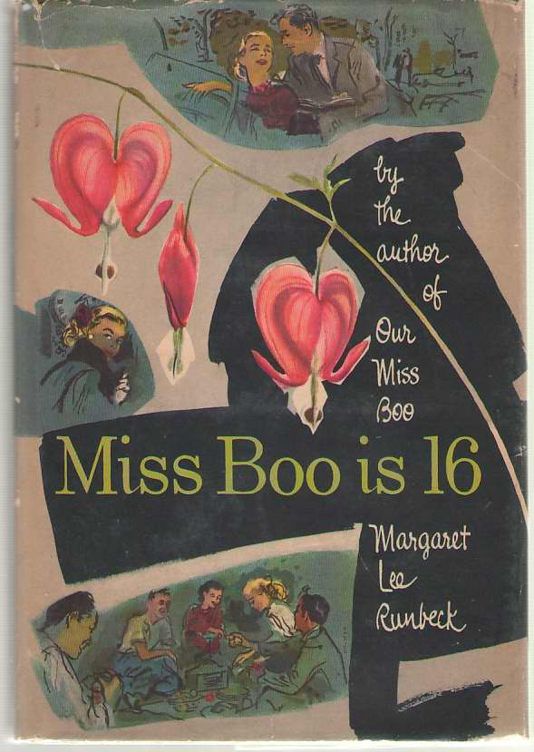 Image for Miss Boo Is 16