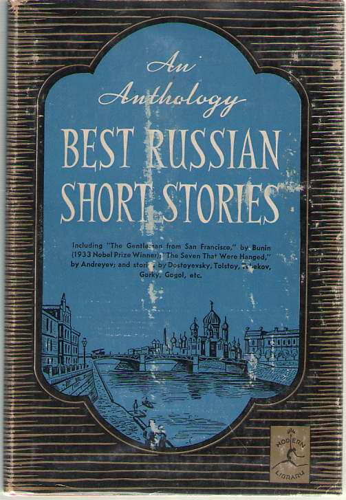 Image for The Best Russian Short Stories
