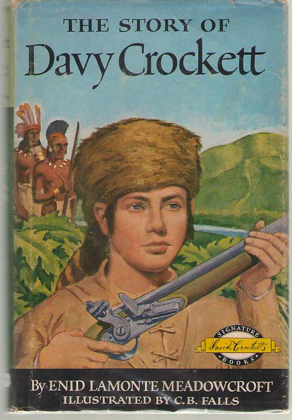 Image for The Story Of Davy Crockett