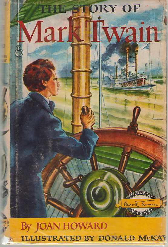 Image for The Story Of Mark Twain