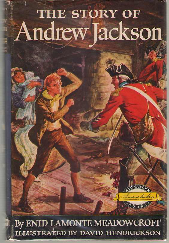 Image for The Story Of Andrew Jackson