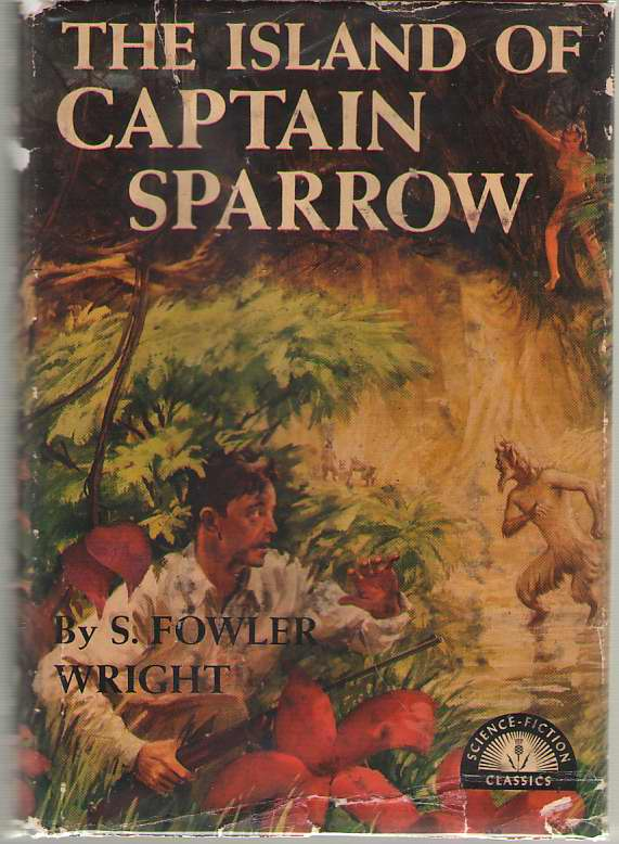 Image for The Island Of Captain Sparrow