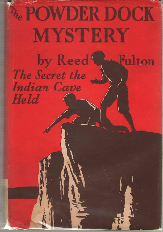 Image for The Powder Dock Mystery The Secret the Indian Cave Held