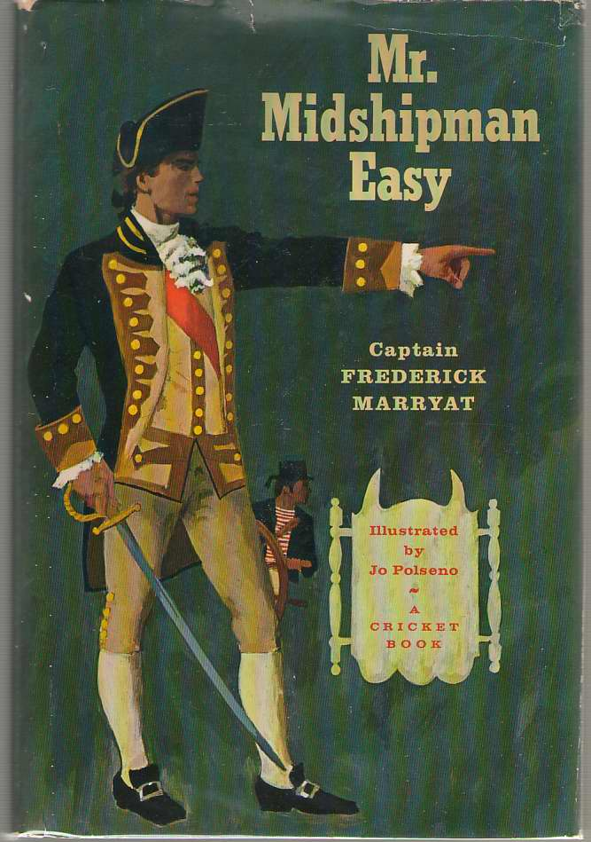 Image for Mr. Midshipman Easy   Adapted for Girls and Boys