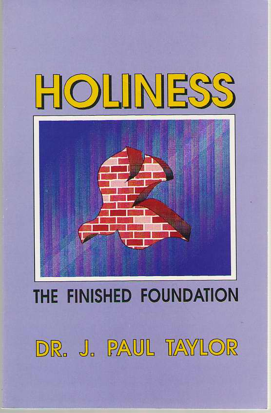 Image for Holiness