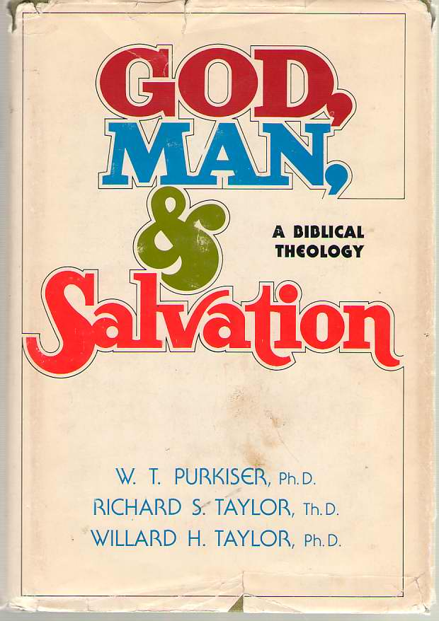 Image for God, Man, And Salvation  A Biblical Theology