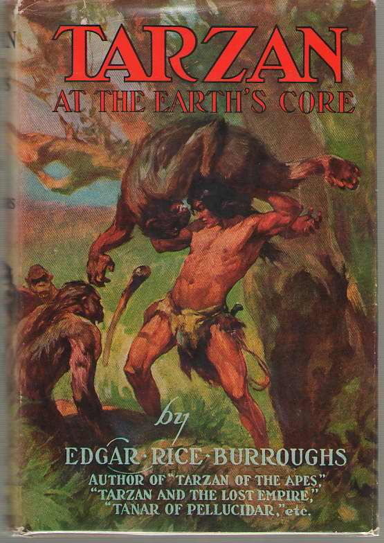 Image for Tarzan And Earth's Core