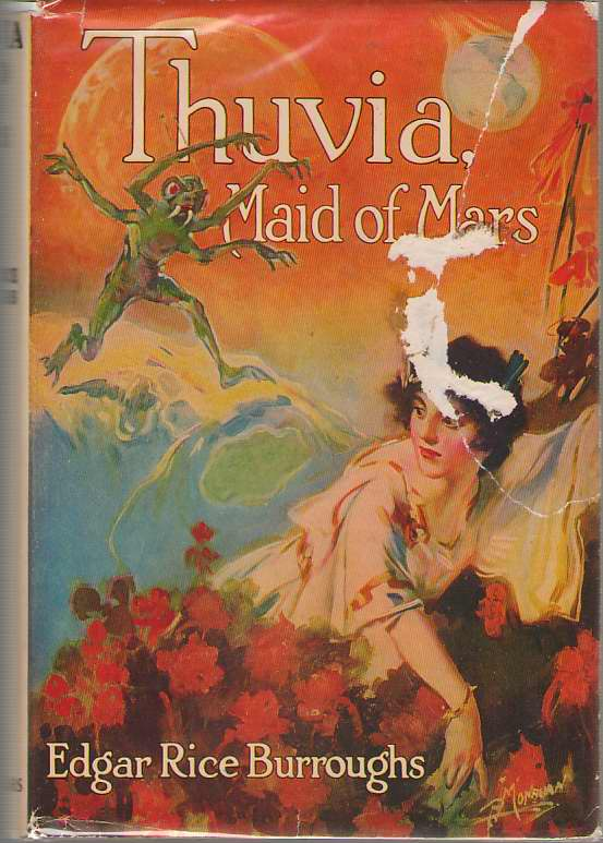 Image for Thuvia, Maid Of Mars