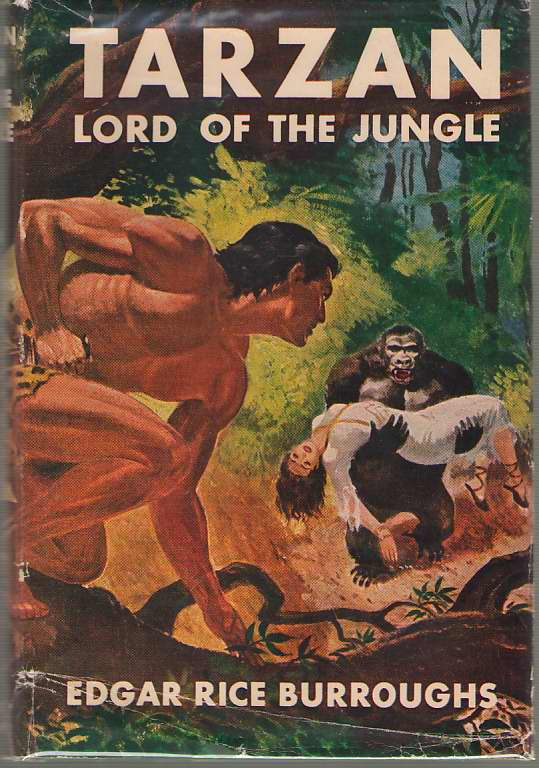 Image for Tarzan, Lord Of The Jungle