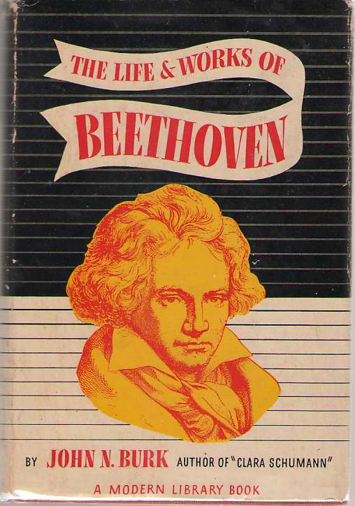 Image for The Life And Works Of Beethoven Includes Discography