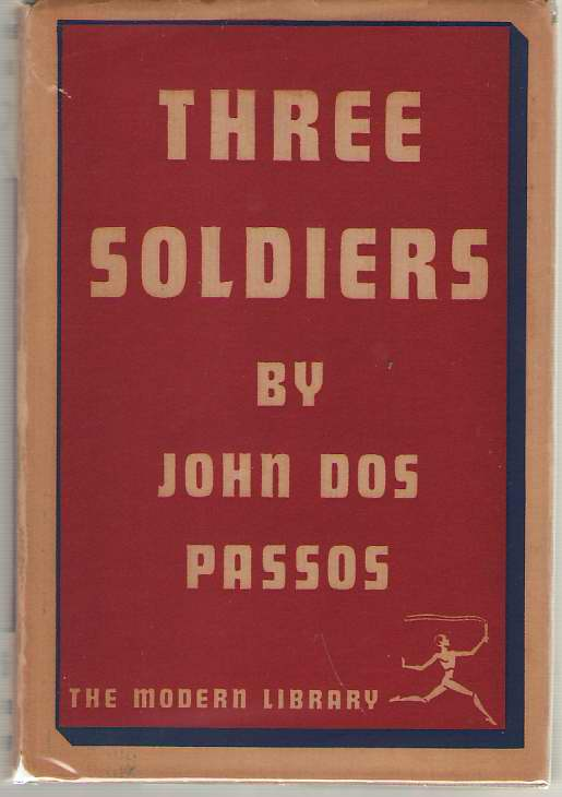 Image for Three Soldiers