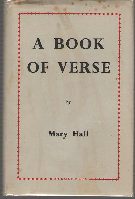 Image for A Book Of Verse