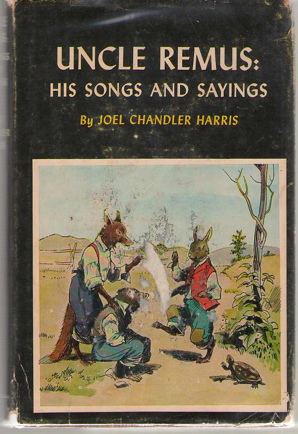 Image for Uncle Remus, His Songs And His Sayings