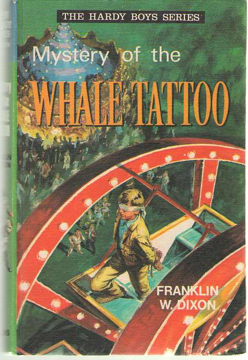 Image for Mystery Of The Whale Tattoo