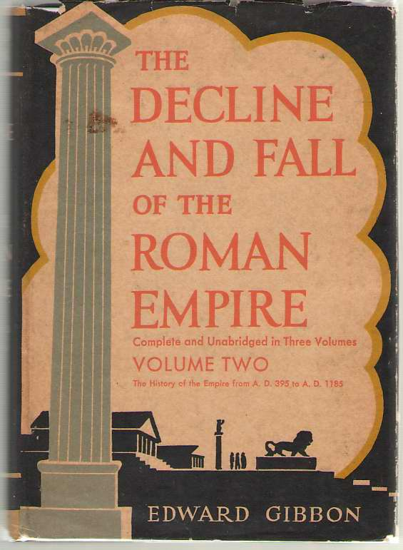 Image for The Decline And Fall Of The Roman Empire, Vol. 2 - Pirated Printing