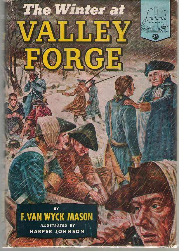 Image for The Winter At Valley Forge