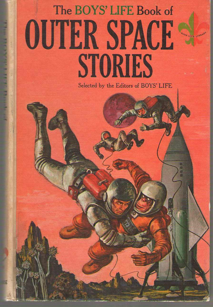 Image for The Boys' Life Book Of Outer Space Stories
