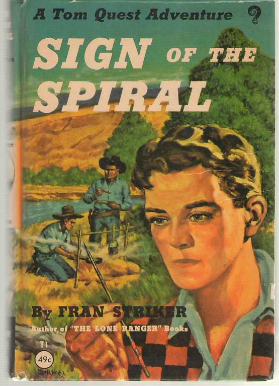 Image for Sign Of The Spiral