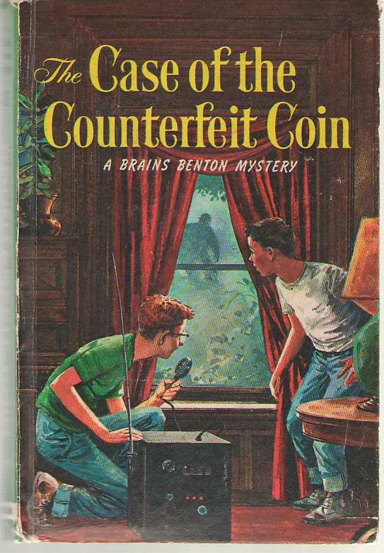 Image for The Case Of The Counterfeit Coin