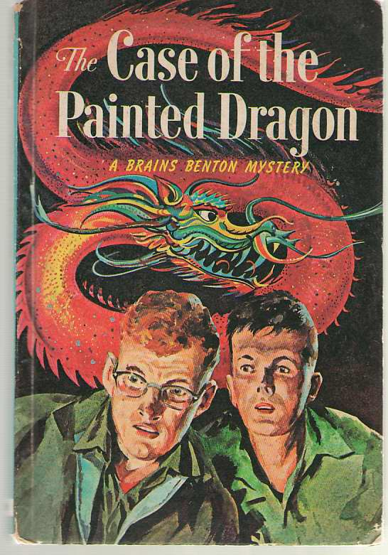 Image for The Case Of The Painted Dragon
