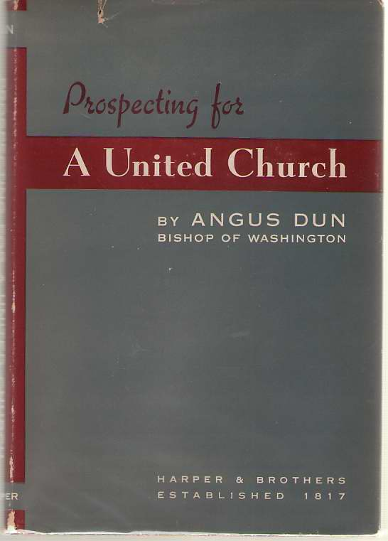 Image for Prospecting for a United Church