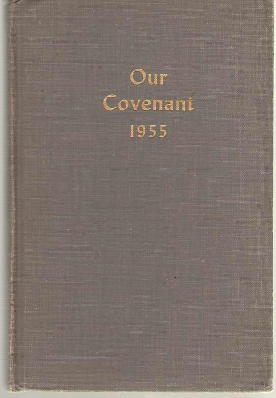 Image for Our Covenant 1955 An Illustrated Annual of the Evangelical Mission Covenant Church of America Volume 30