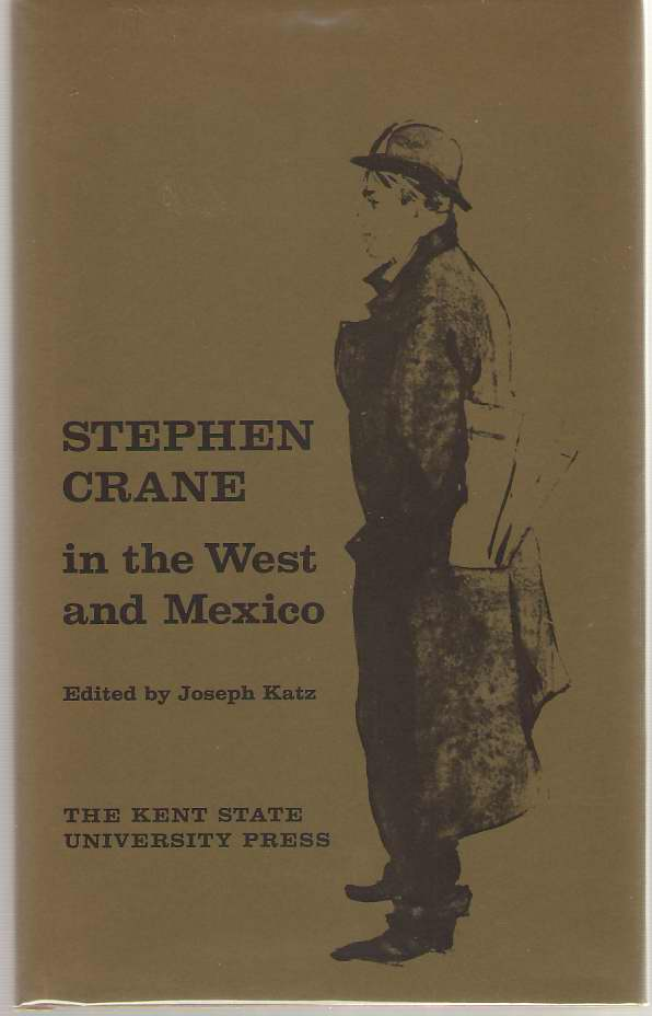 Image for Stephen Crane In The West And Mexico